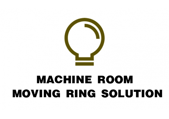 Machine room moving ring solution